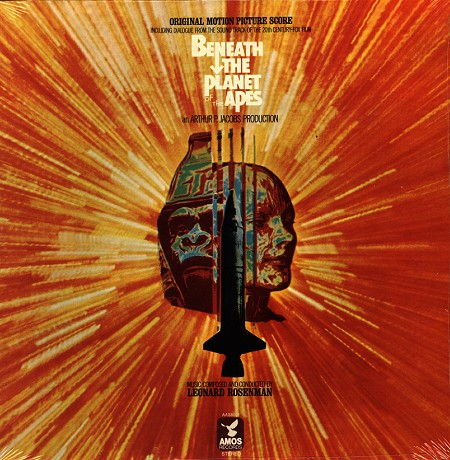 Original Soundtrack - Beneath The Planet of the Apes