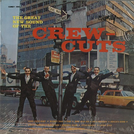 The Crew-Cuts - The Great New Sound Of The Crew-Cuts