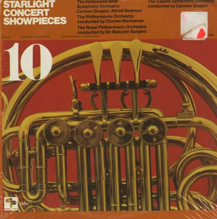 Various Artists - Starlight Concert Showpieces