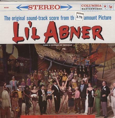 Original Soundtrack - Lil' Abner