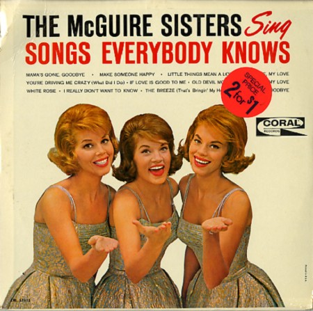 The mcguire sisters and the mafia movie