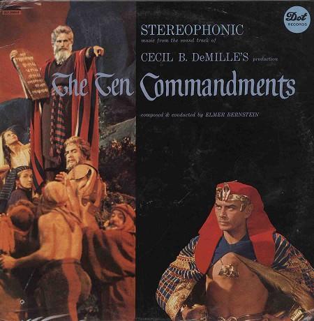 Original Soundtrack - The Ten Commandments