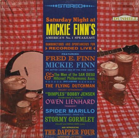 Mickie Finn And Freddy Finn - Saturday Night At Mickie Finn's