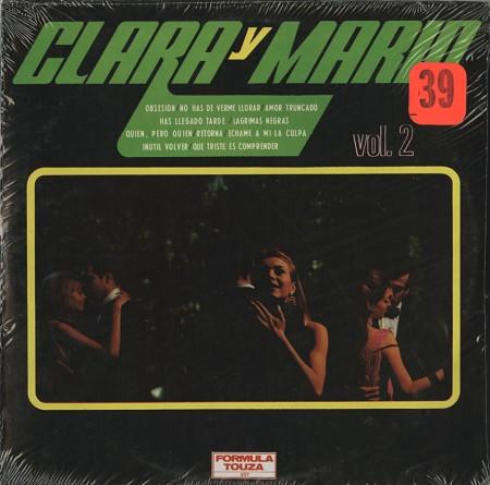 Clara Y Mario - El Duo Romantico De Clara Y Mario Vol. 2