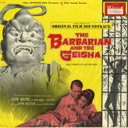 Original Soundtrack  - The Barbarian and The Geisha
