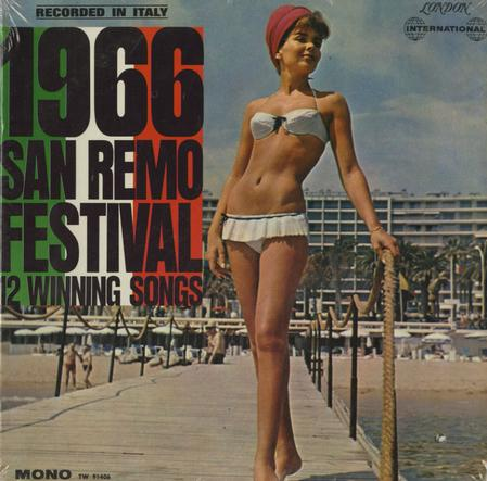 Various Artists - 1966 San Remo Festival - 12 Winning Songs