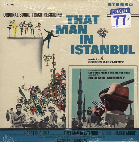 Original Soundtrack - That Man In Istanbul