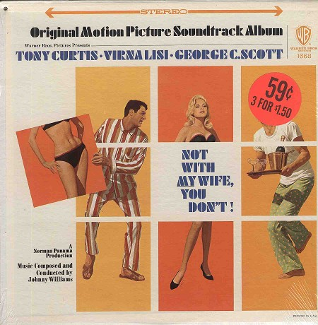 Original Soundtrack - Not With My Wife, You Don't