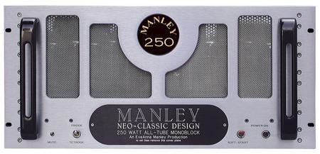 Manley Labs - Neo-Classic 250 Watt Monoblock Amplifiers