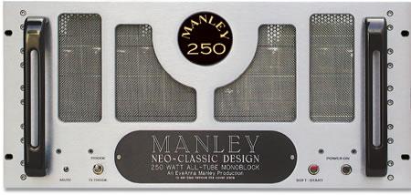 Manley Labs - Neo-Classic 500 Watt Monoblock Amplifiers