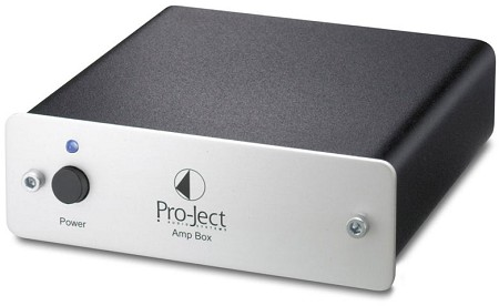 Pro-Ject - Amp Box Stereo Power Amplifier