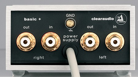 Clearaudio - Basic Phono Stage Plus