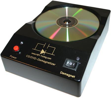 HiFi-Tuning - CD / DVD / Blu-ray Demagnetizer