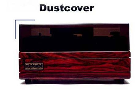 Nitty Gritty - DC-2L Acrylic Dustcover/ with Fluid Injection