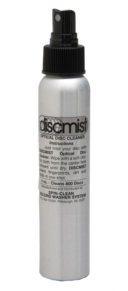 Spin-Clean - Discmist Optical Disc Cleaner Fluid