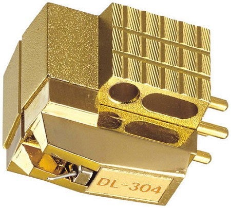 Denon - DL-304 Low Output MC Cartridge