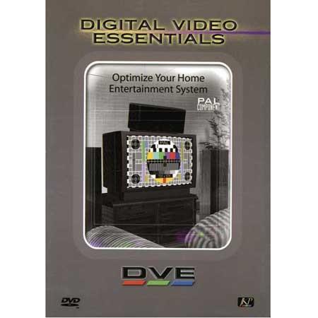DVD International - Digital Video Essentials PAL Home Theater Setup