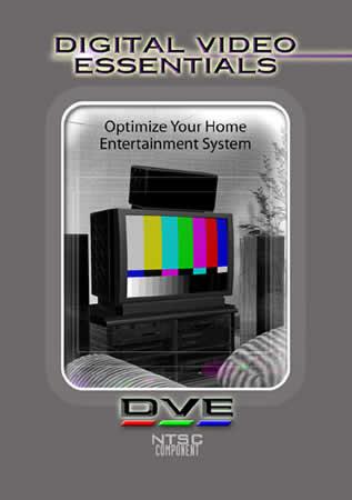 DVD International - Digital Video Essentials NTSC Home Theater Setup
