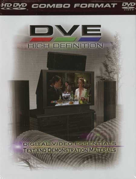 DVD International - Digital Video Essentials High Definition DVD