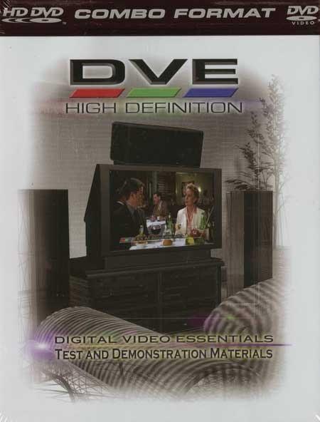 DVD International - Digital Video Essentials High Definition DVD