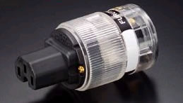 Furutech - FI-25 (R) 15 amp Rhodium Plated IEC