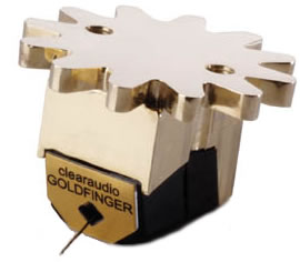 Clearaudio - Goldfinger Statement Cartridge