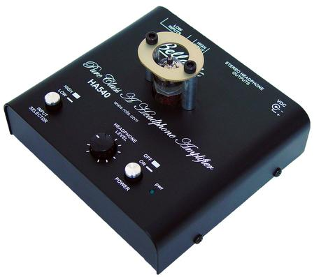 Bellari - HA 540 Tube Headphone Amp