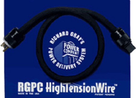 Richard Gray's Power Company - RGPC High Tension Wire 8 gauge 15 amp IEC 2 Meter