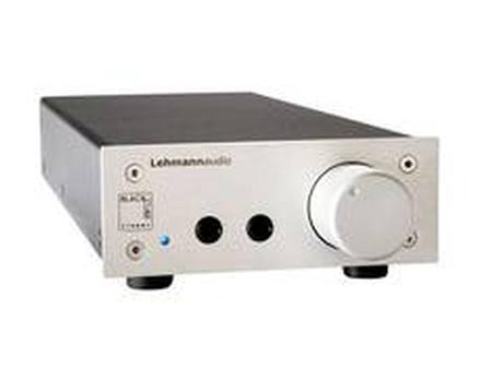 Lehmann Audio - Black Cube Linear Headphone Amplifier