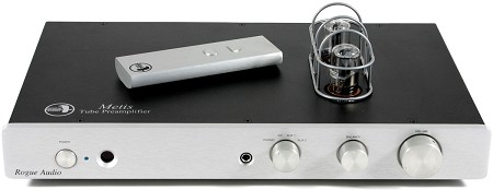 Rogue Audio - Metis Tube Preamp w/Remote