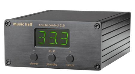 Music Hall Audio - Cruise Control 2.0