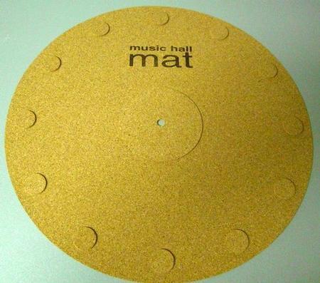 Music Hall Audio - Cork Turntable Mat