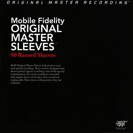 Mobile Fidelity - MFSL Original Master Sleeves