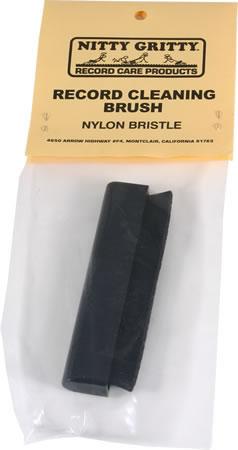 Nitty Gritty - Bristle Brush - Black Nylon