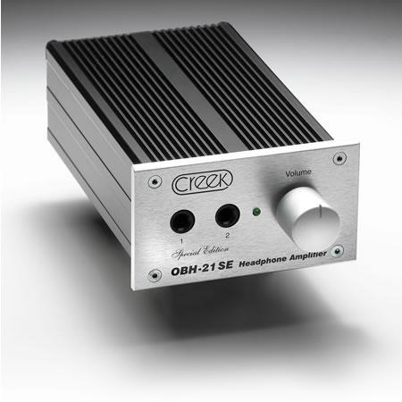 Creek Audio - Creek OBH-21SE Headphone Amplifier