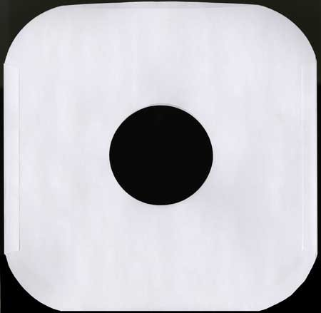 - Paper  LP Sleeves (Rounded Corners) (each)