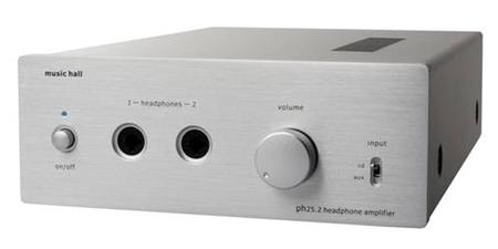 Music Hall Audio - Ph 25.2 Tube Hybrid Headphone Pre Amp