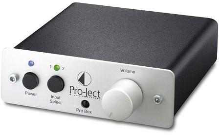 Pro-Ject - Pre Box