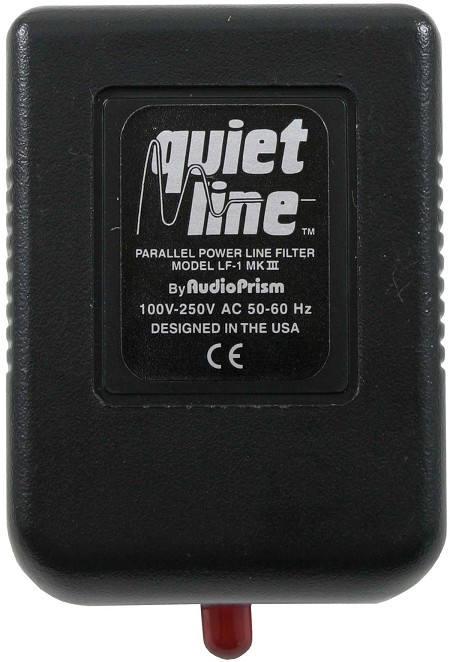 AudioPrism - Quietline MKIII Current AC Power Conditioners