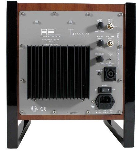 REL - T2 Powered Subwoofer 200 watt
