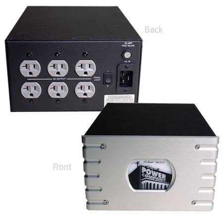 Richard Gray's Power Company - RGPC 600S (Black)