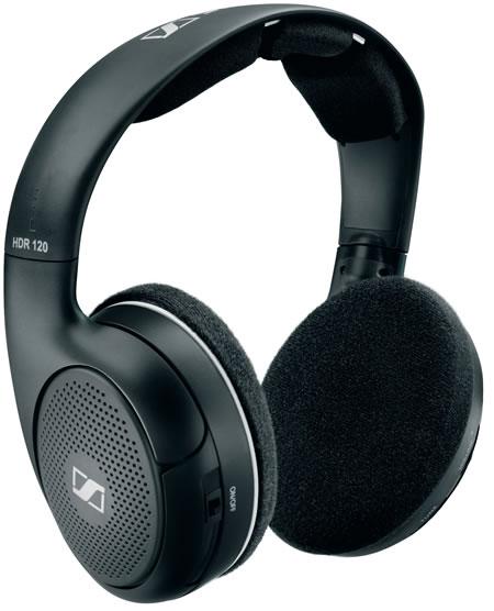 Sennheiser - RS120 Wireless Headphones
