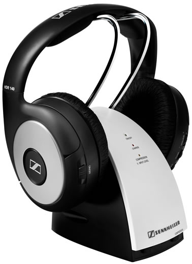 Sennheiser - RS140 Wireless Headphone