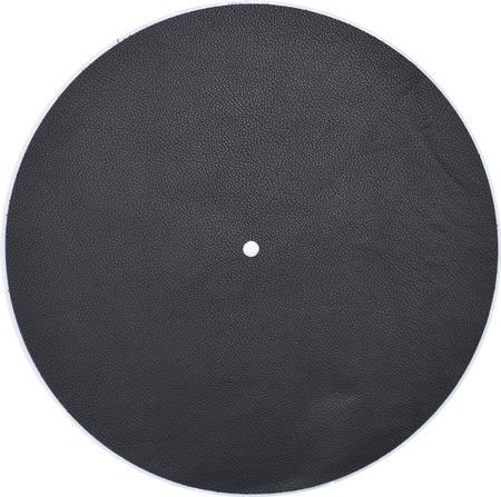 HideInTheSound - Split Leather Record Mat