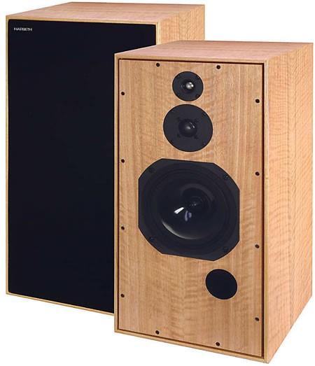 Harbeth Speakers - Super HL5plus Speaker