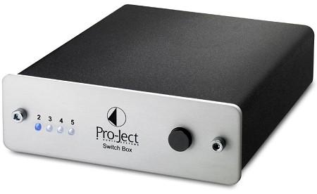 Pro-Ject - Switch Box