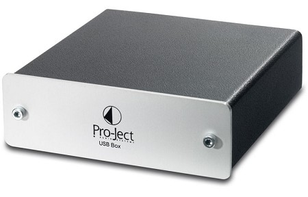 Pro-Ject - USB Digital Audio Converter Box