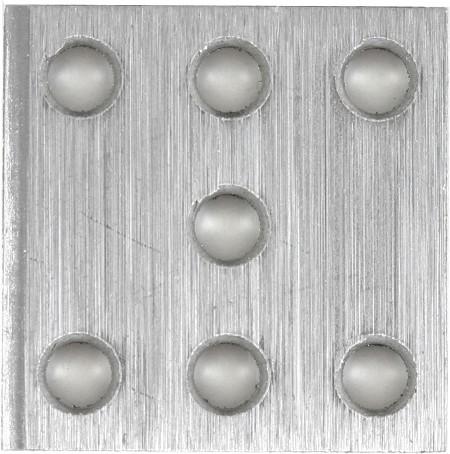 VPI - 3 Gram Stainless Steel Headshell Weight A0004