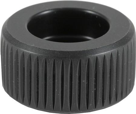 VPI - Knurled Black Clamping Knob M0015