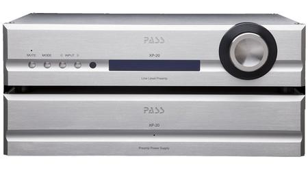 Pass Labs - XP20 2-Chassis Remote Control Preamplifier